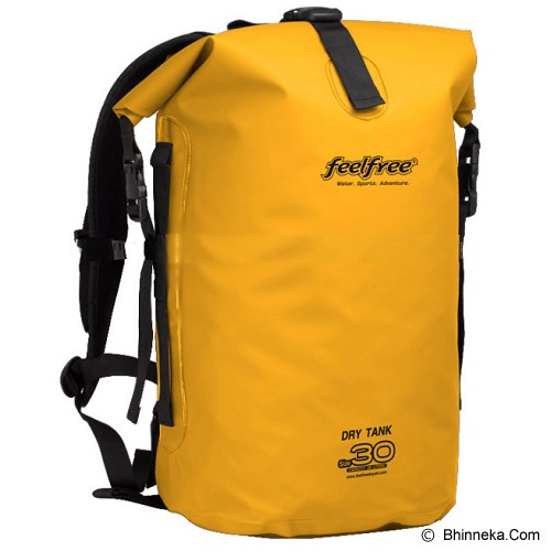 FEELFREE Dry Tank 30 [DT30]  - Yellow - Waterproof Bag